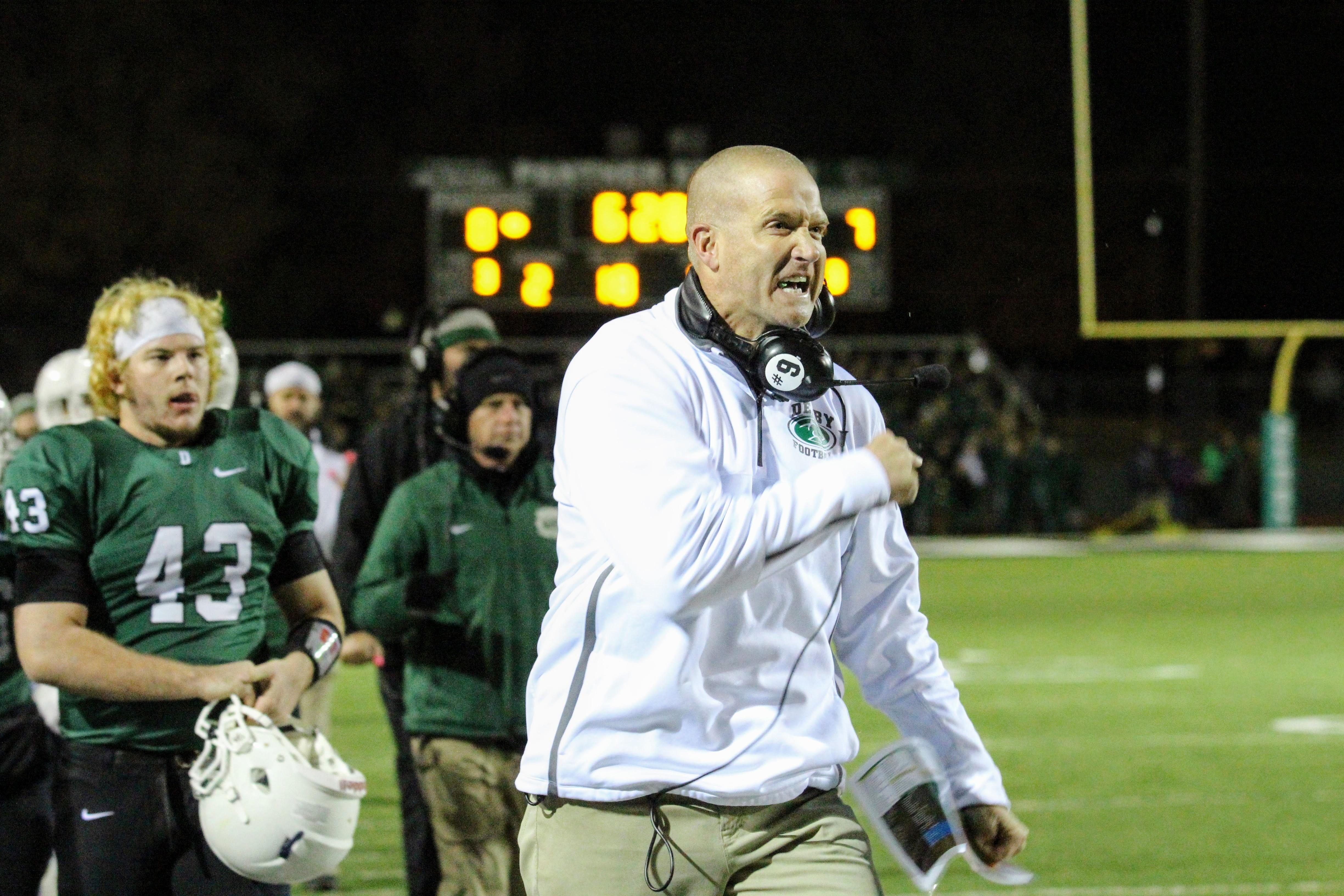 Head Coach Brandon Clark